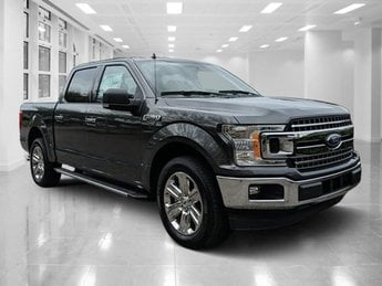 2018 Ford F-150 XLT Twin Turbo Regular Unleaded V-6 3.5 L/213 Engine RWD Automatic Truck 4 Door