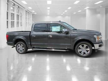 2018 Ford F-150 Lariat Twin Turbo Regular Unleaded V-6 3.5 L/213 Engine Automatic 4 Door Truck