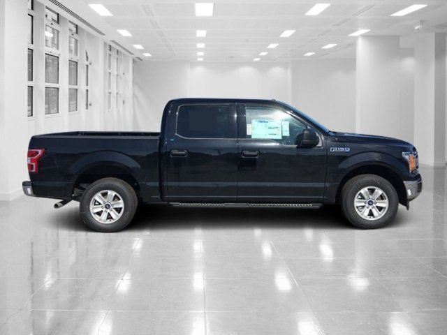 2018 Shadow Black Ford F-150 XLT Truck RWD 4 Door Automatic