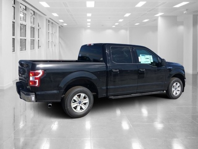 2018 Ford F-150 XLT EcoBoost 2.7L V6 GTDi DOHC 24V Twin Turbocharged Engine Truck RWD 4 Door