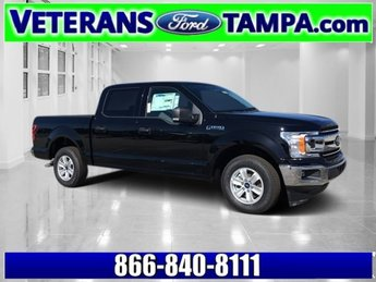 2018 Ford F-150 XLT Twin Turbo Regular Unleaded V-6 2.7 L/164 Engine Automatic RWD