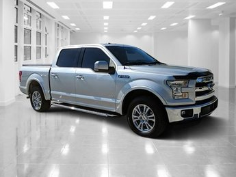 2015 Ford F-150 Lariat Automatic Twin Turbo Regular Unleaded V-6 2.7 L/164 Engine Truck RWD