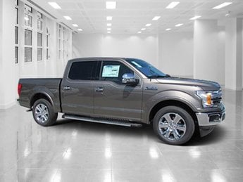 2018 Ford F-150 Lariat Automatic Twin Turbo Regular Unleaded V-6 2.7 L/164 Engine 4 Door
