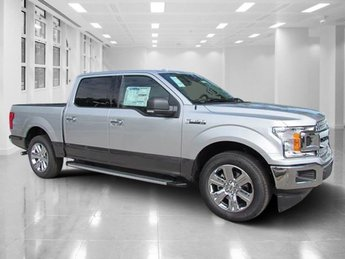 2018 Ford F-150 XLT Twin Turbo Regular Unleaded V-6 2.7 L/164 Engine RWD Automatic