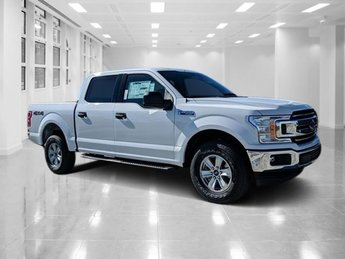 2019 Ford F-150 XLT Truck 4X4 Automatic Regular Unleaded V-8 5.0 L/302 Engine 4 Door