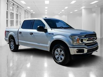 2018 Ford F-150 XLT Automatic Regular Unleaded V-8 5.0 L/302 Engine Truck 4 Door 4X4