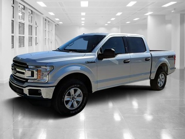 2018 Ford F-150 XLT 4 Door Regular Unleaded V-8 5.0 L/302 Engine Truck
