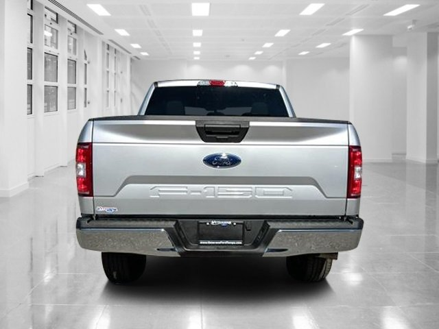 2018 Ford F-150 XLT 4X4 4 Door Truck Automatic Regular Unleaded V-8 5.0 L/302 Engine