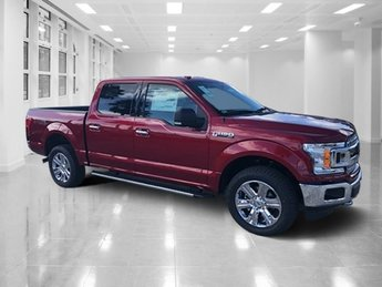 2018 Ford F-150 XLT Truck 4X4 Regular Unleaded V-8 5.0 L/302 Engine 4 Door Automatic