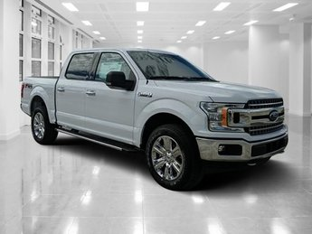 2018 Ford F-150 XLT Automatic 4 Door Twin Turbo Regular Unleaded V-6 3.5 L/213 Engine Truck 4X4