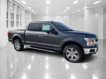 2019 Ford F-150 XLT Twin Turbo Regular Unleaded V-6 2.7 L/164 Engine 4X4 Truck