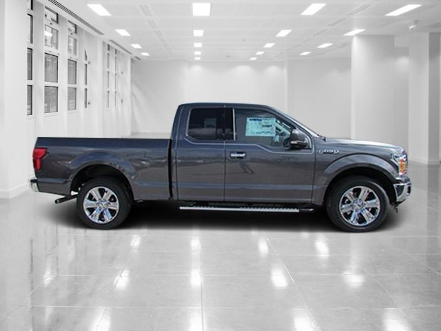 2018 Ford F-150 XLT Truck Automatic RWD 4 Door Regular Unleaded V-8 5.0 L/302 Engine