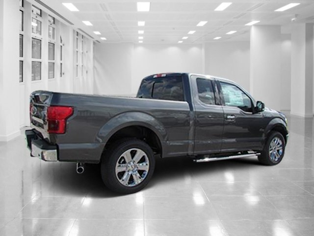 2018 Magnetic Metallic Ford F-150 XLT Truck 4 Door RWD Regular Unleaded V-8 5.0 L/302 Engine Automatic