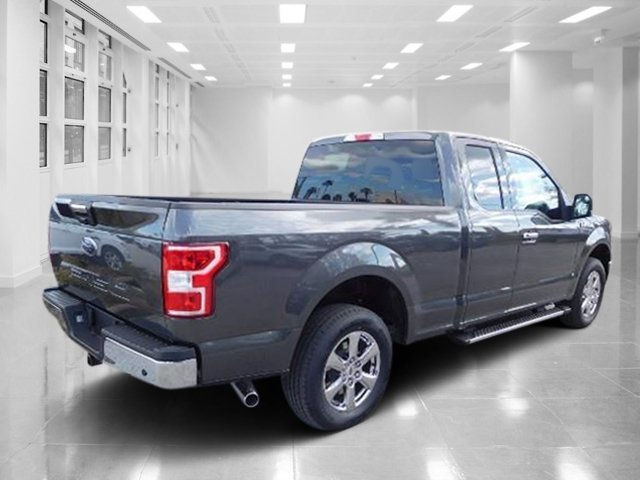 2018 Ford F-150 XLT Automatic 4 Door RWD Truck Regular Unleaded V-6 3.3 L Engine