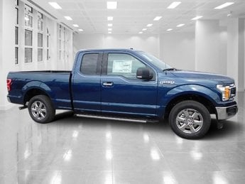 2018 Ford F-150 XLT RWD Regular Unleaded V-6 3.3 L Engine Automatic
