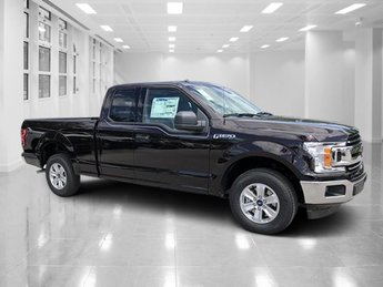 2018 Ford F-150 XLT RWD 4 Door Automatic Regular Unleaded V-6 3.3 L Engine