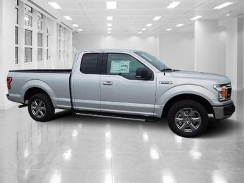2018 Ford F-150 XLT RWD Truck Automatic Regular Unleaded V-6 3.3 L Engine
