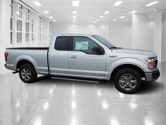 2018 Ford F-150 XLT 3.3L V6 Ti-VCT 24V Engine Automatic Truck