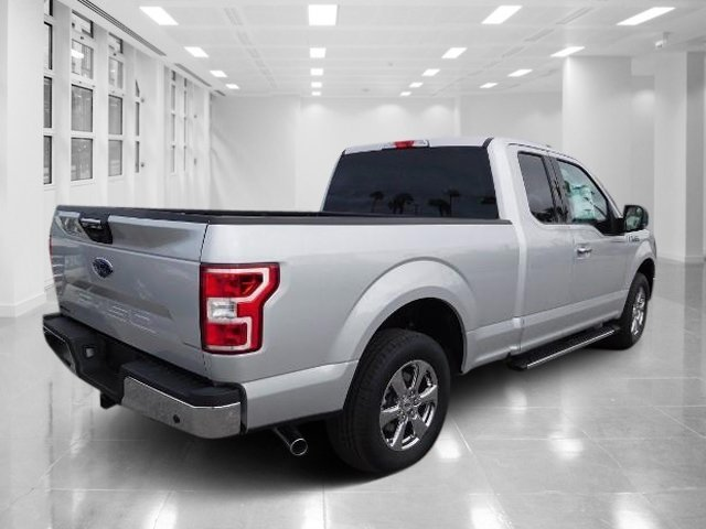2018 Ford F-150 XLT RWD 3.3L V6 Ti-VCT 24V Engine 4 Door