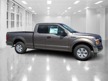 2018 Stone Gray Ford F-150 XLT 4 Door Automatic Truck