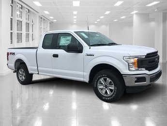 2018 Oxford White Ford F-150 XL Automatic Twin Turbo Regular Unleaded V-6 2.7 L/164 Engine 4X4