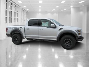2018 Ford F-150 Raptor 4X4 Twin Turbo Regular Unleaded V-6 3.5 L/213 Engine Truck