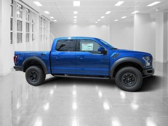2018 Ford F-150 Raptor 4X4 4 Door Twin Turbo Regular Unleaded V-6 3.5 L/213 Engine