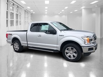 2018 Ford F-150 XLT Automatic 4 Door 4X4 Twin Turbo Regular Unleaded V-6 3.5 L/213 Engine Truck