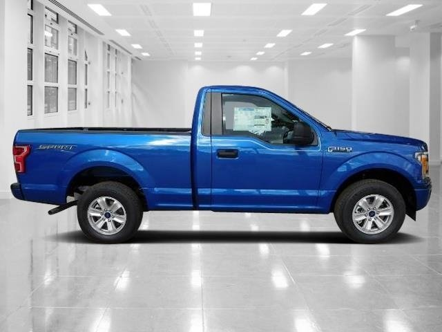 2018 Lightning Blue Ford F-150 XL Automatic Truck 2 Door