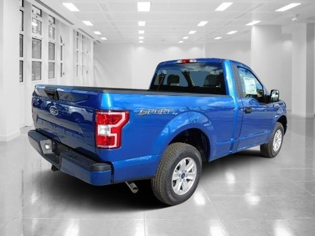 2018 Ford F-150 XL Regular Unleaded V-6 3.3 L Engine 2 Door Truck Automatic