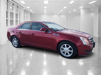 2009 Cadillac CTS RWD w/1SB Sedan Gas V6 3.6L/220 Engine Automatic 4 Door