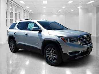2017 GMC Acadia SLT Automatic FWD 4 Door SUV Gas V6 3.6L/223 Engine