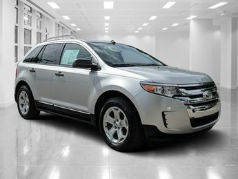 2012 Ingot Silver Metallic Ford Edge SE SUV FWD Turbocharged I4 2.0L/122 Engine 4 Door Automatic