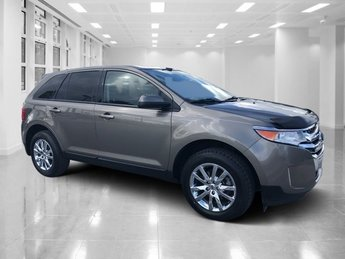 2013 Ford Edge SEL FWD 4 Door Gas V6 3.5L/213 Engine SUV