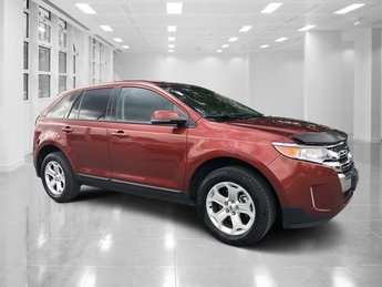 2014 Ford Edge SEL Regular Unleaded V-6 3.5 L/213 Engine 4 Door SUV Automatic
