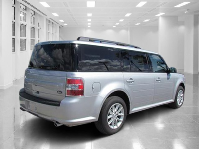 2018 Ford Flex SE 4 Door Regular Unleaded V-6 3.5 L/213 Engine Automatic SUV