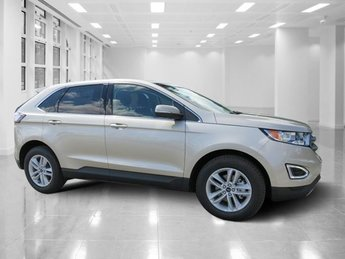 2018 Ford Edge SEL FWD SUV Regular Unleaded V-6 3.5 L/213 Engine 4 Door Automatic
