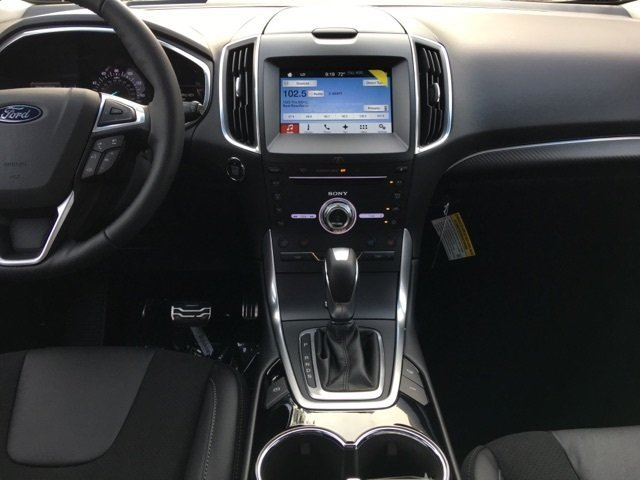2018 Ford Edge Sport AWD Automatic SUV 4 Door