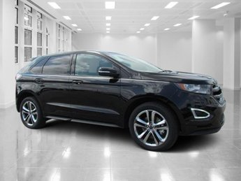 2018 Ford Edge Sport AWD Twin Turbo Premium Unleaded V-6 2.7 L/164 Engine SUV 4 Door