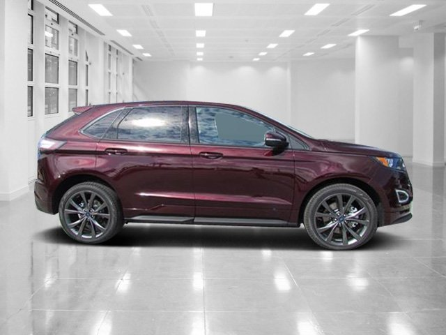 2018 Ford Edge Sport AWD Twin Turbo Premium Unleaded V-6 2.7 L/164 Engine SUV