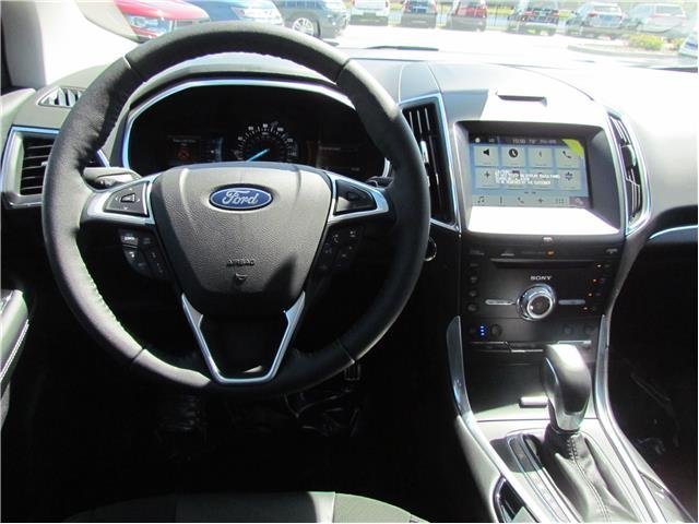 2018 Ford Edge Sport Automatic Twin Turbo Premium Unleaded V-6 2.7 L/164 Engine AWD 4 Door