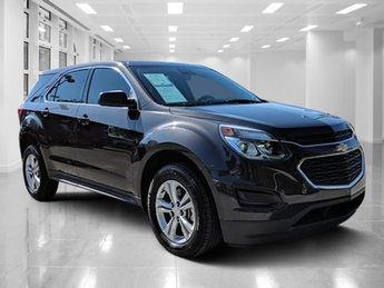 2016 Chevy Equinox LS 4 Door Automatic SUV Gas I4 2.4/145 Engine FWD