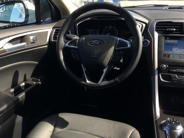 2018 Ford Fusion SE Automatic 4 Door Intercooled Turbo Regular Unleaded I-4 1.5 L/91 Engine Sedan FWD