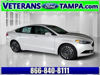 2018 Ford Fusion SE Sedan Automatic 4 Door