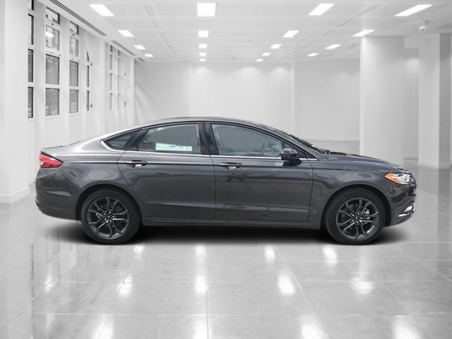 2018 Ford Fusion SE Sedan 4 Door Intercooled Turbo Regular Unleaded I-4 1.5 L/91 Engine