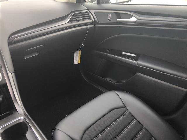 2018 Ford Fusion SE 4 Door Intercooled Turbo Regular Unleaded I-4 1.5 L/91 Engine Automatic FWD Sedan