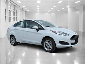 2018 Ford Fiesta SE Regular Unleaded I-4 1.6 L/97 Engine Sedan Manual FWD 4 Door