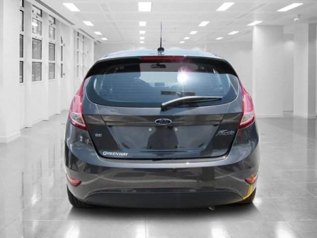 2018 Ford Fiesta SE FWD Manual 4 Door Regular Unleaded I-4 1.6 L/97 Engine Hatchback