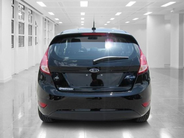 2018 Ford Fiesta SE Hatchback Regular Unleaded I-4 1.6 L/97 Engine 4 Door Automatic FWD