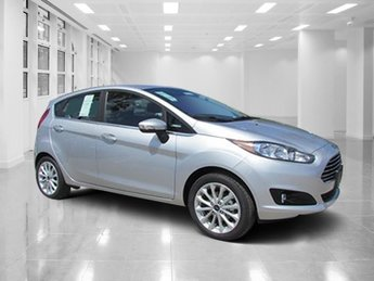 2018 Ford Fiesta Titanium Manual Regular Unleaded I-4 1.6 L/97 Engine FWD Hatchback 4 Door